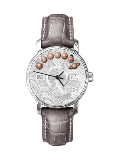 Montre AG Or Rose